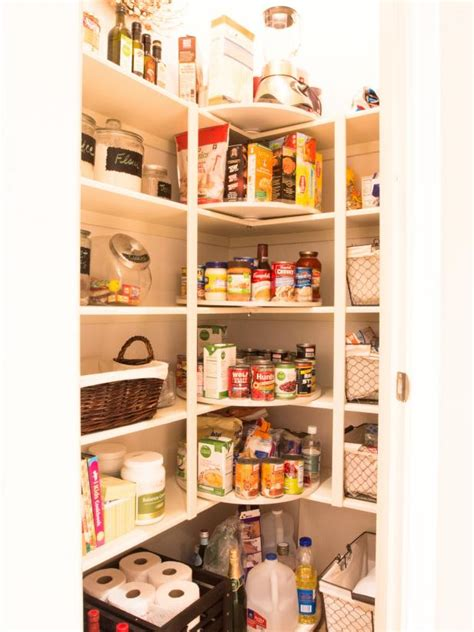 16 small pantry organization ideas hgtv 20 best pantry organizers hgtv
