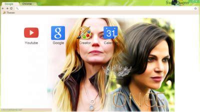 theme google chrome once upon a time once upon a time chrome themes themebeta