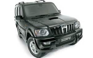 scorpio new model car mahindra scorpio