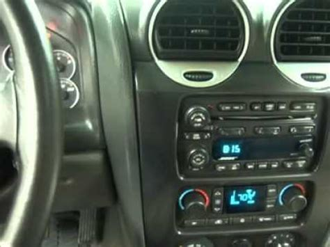 repair voice data communications 2002 gmc envoy navigation system service manual 2004 gmc envoy radio lower dash removal removing dashboard and replacing