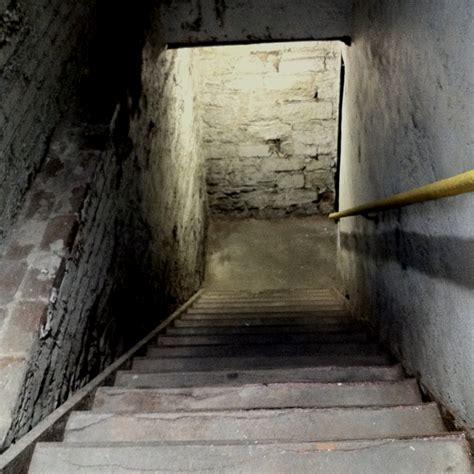 creepy basement and oddities