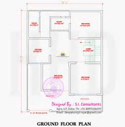 house floor plans in india north indian style flat roof house with floor plan kerala home design and floor plans