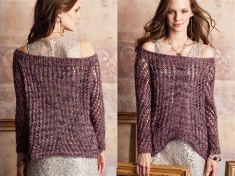 boatneck sweater knitting pattern 26 boatneck sweater vogue knitting fall 2012