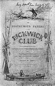 Aventuras de Pickwick. Charles Dickens.