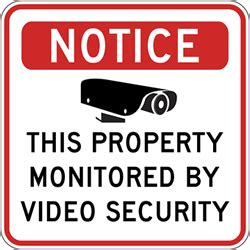 windows security sign in doodle notice this property monitored by security decals