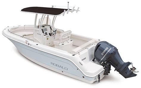 powder coated boat t top 2017 robalo 222 builder