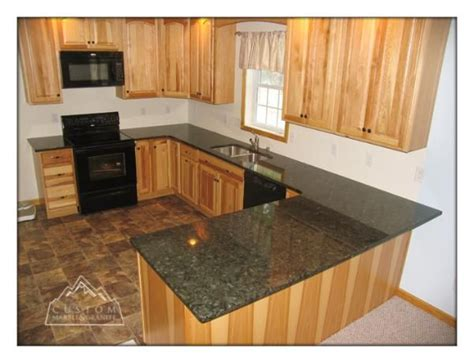 hickory cabinets with granite countertops hickory 65 best hickory cabinets and images on pinterest