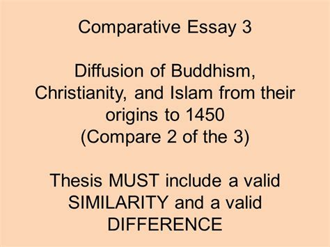 Buddhism Vs Islam Essay by 100 Hinduism And Buddhism Similarities Essay Buddhism Compare Contrast Essay Aim 7 What