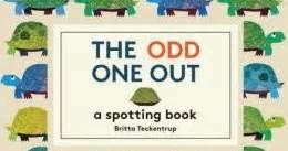 libro odd one out britta the odd one out by britta teckentrup