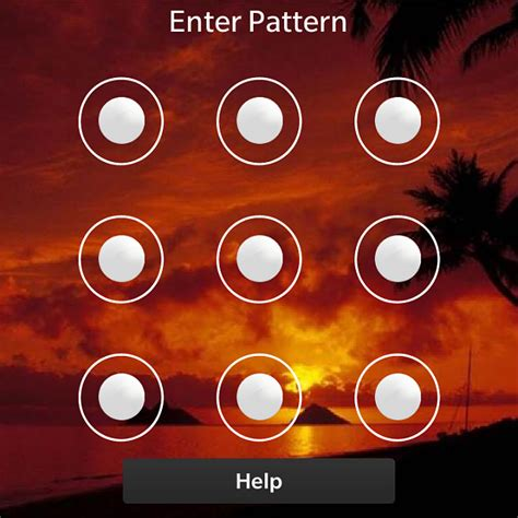 pattern lock new style new app pattern lock pro blackberry forums at