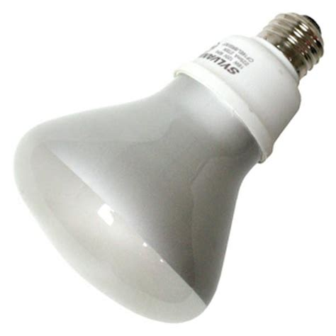 Light Bulb Ls by Sylvania 26937 Cf16el Br30 Ls 827 Bl Flood Base Compact Fluorescent Light Bulb