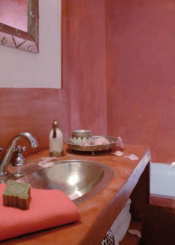 peinture  la chaux pour salon cuisine  salle de bain