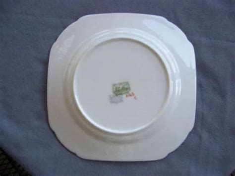 shelley pattern numbers list square shelley china plate pattern no 0148g chainsaw
