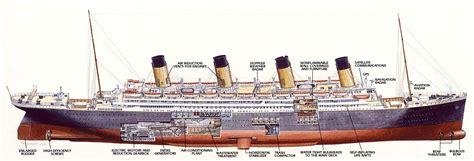 titanic diagram would you sail on titanic 2