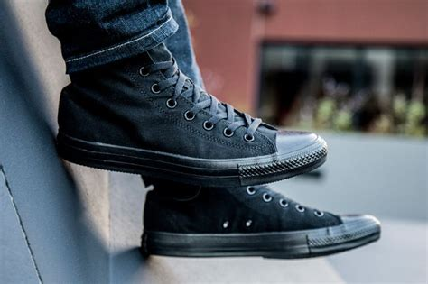Converse Ct 70s High Black White the cheapest place to buy converse chuck all