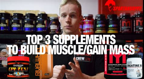 best mass gain supplements best workout supplements to lose weight and build