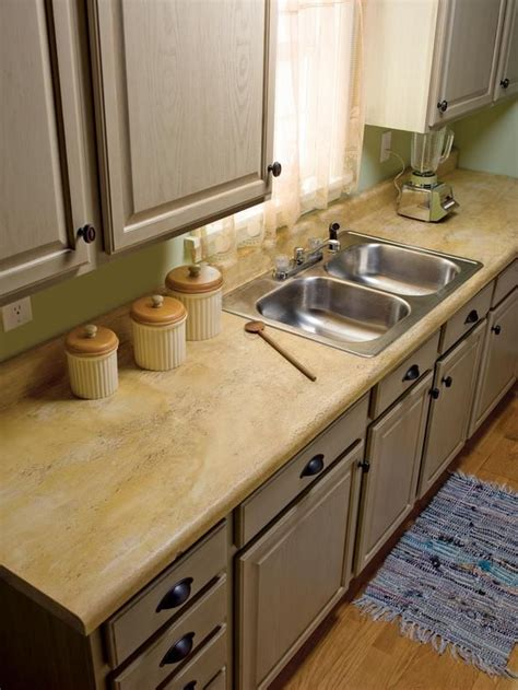How To Fix Laminate Countertop by How To Repair And Refinish Laminate Countertops Can To