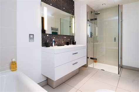bathroom of the week in london a dramatic turkish marble private london residence sizzles with smart decor and a
