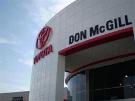 Toyota Dealership Katy Don Mcgill Toyota Katy Car Dealership In Katy Tx 77450