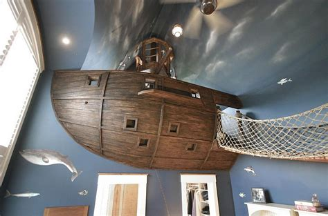 pirate ship bedroom 20 awesome kids bedroom ceilings that innovate and inspire