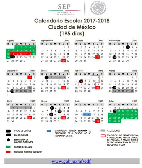 cuando inician las clases del ciclo escolar 2016 2017 en mexico cuando empieza el ciclo escolar 2017 sep mexico calendario