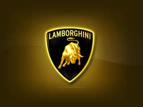 Lamborghini Logo Meaning Lamborghini Logo Desktop Backgrounds For Free Hd