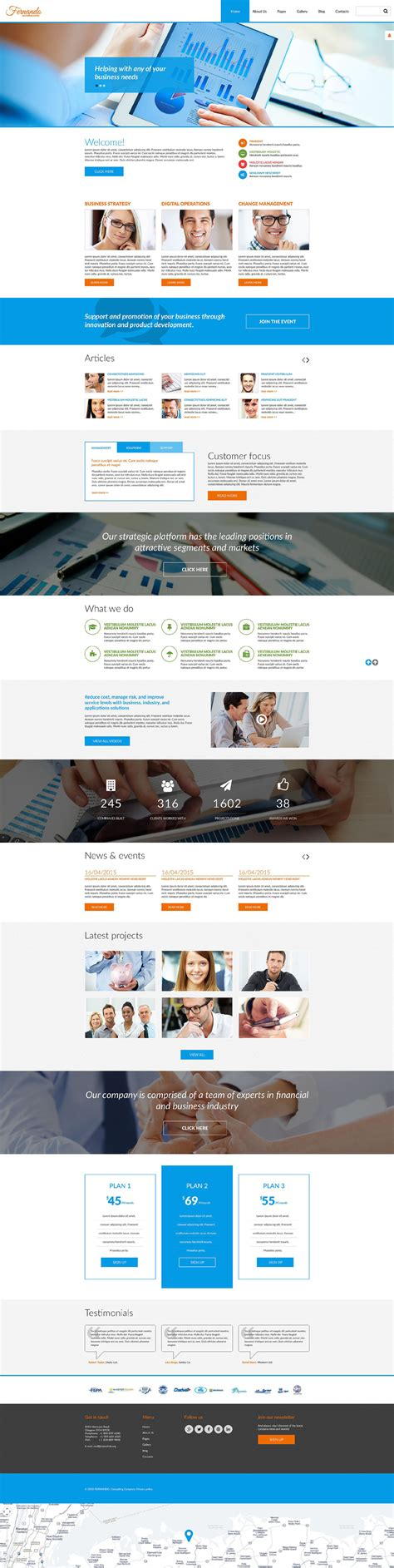template joomla psd joomla template 55249 in business category