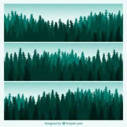 Template Forest Free by Forest Banners Vector Free