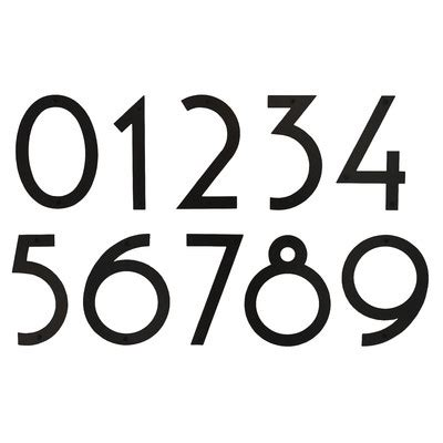 house numbers buy 10 best house numbers in 2018 cool house address numbers that are unique