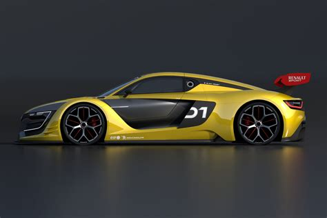 renault sport car renault sport rs 01 makes track debut may preview