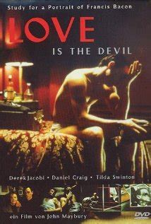 biography movie hollywood love is the devil study for a portrait of francis bacon