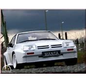 Opel Manta 400 Homologation Gray Revell Diecast Model Car
