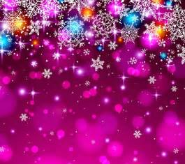 colorful winter wallpaper it s christmas time other abstract background