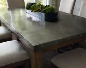 Metal Top Kitchen Table 25 Best Ideas About Metal Dining Table On Metal Dining Chairs Subway Sur And