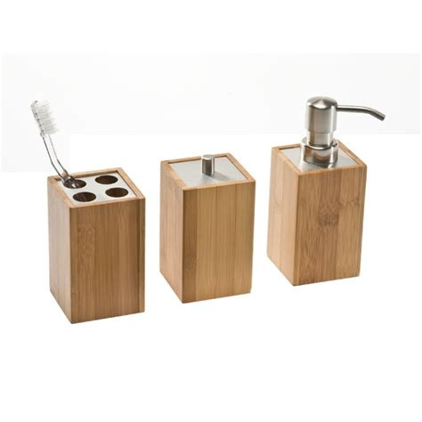 Bamboo Bathroom Accessories Bamboo Bathroom Accessories Bamboo