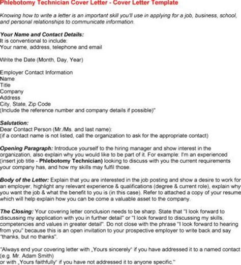 cover letter for phlebotomy 40 best images about letter on cover