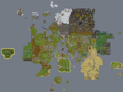 07 runescape map cape of on world map grahamdennis me