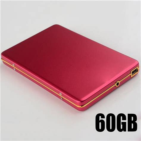 Hardisk External 20gb 20gb 1tb mobile disk aluminum hdd 2 5 quot external drive 5400rpm usb2 0 ebay