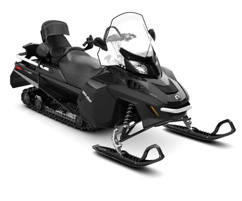 New 2018 Ski Doo Expedition LE 1200 4 TEC Snowmobiles in