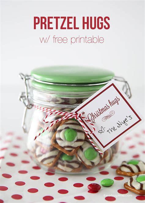 gift idea for rolo and hug pretzels free printable i nap time
