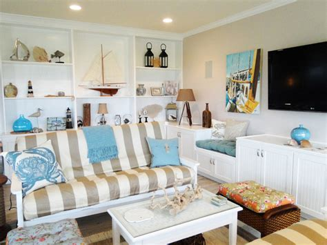 beach inspired home decor ways to use beach themes in your decorating