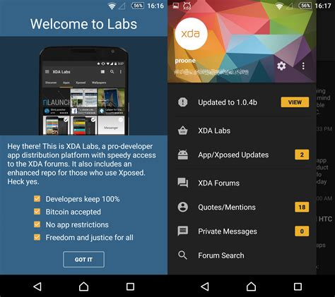 android xda aplicații android xda labs gadget ro hi tech lifestyle