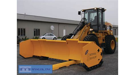 Sectional Snow Plow by Sectional Snow Plow Aviationpros