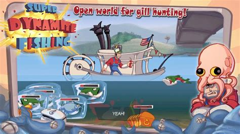 download game dynamite fishing mod super dynamite fishing unlock all android apk mods