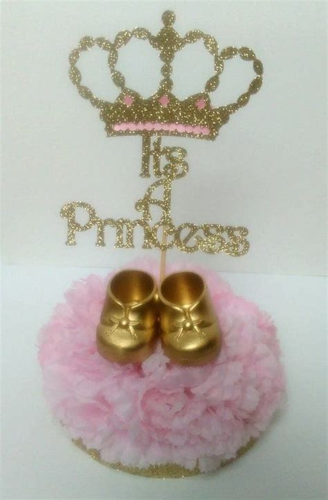 it s a princess centerpieces baby shower by