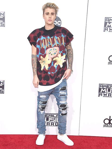 Kaos Tshirt Baju Justin Bieber Purpose Tour My Dont Like You 1 american awards 2015 style justin bieber