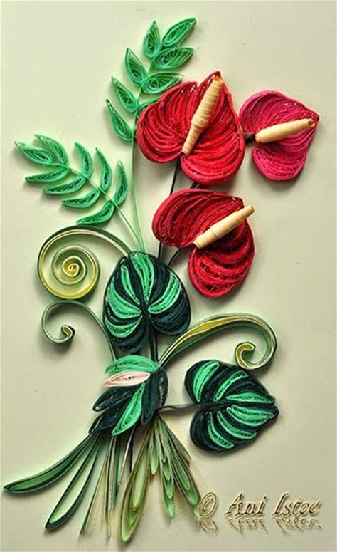 Origami Paper Quilling - 52 best images about quilling ani on quilling