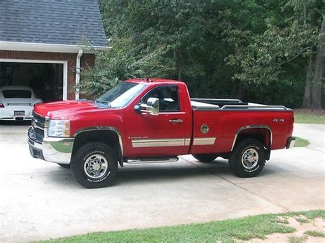 buy used 2008 chevy silverado 2500 hd low reserve lowest mileage in easley south carolina