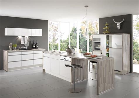 White Gloss Kitchen Ideas Muebles De Cocina Modernos