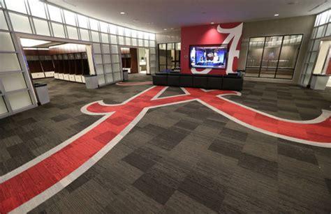 ohio state football locker room best college football locker rooms 2014